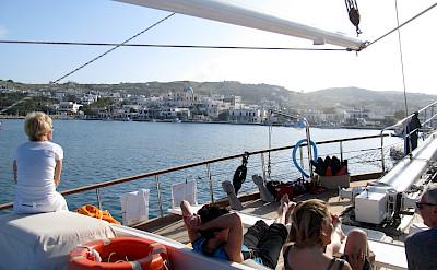 Enjoying the ride - Osman Kurt | Bike & Boat Tours