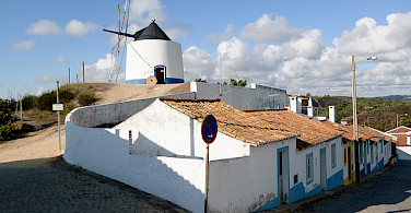 Village of Odeceixe, part of the Portuguese Algarve. Photo via Flickr:Jsome1