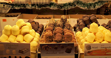 France and Germany are known for its great chocolates! Photo via Flickr:Dmitry Dzhus