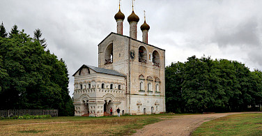 Borisoglebsky Monastery, Borisoglebsky. Photo via Flickr:Alexxx1979