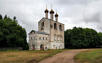 Borisoglebsky Monastery, Borisoglebsky. Photo via Flickr:Alexxx1979