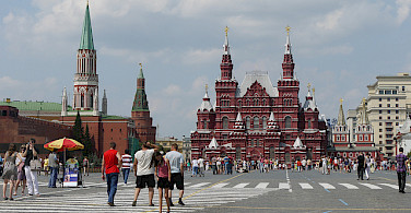 Red Square. Photo via Flickr:scjody