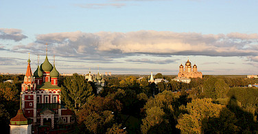 Yaroslavl. Photo via Flickr:-Mafalda-
