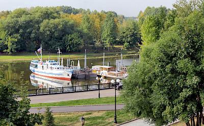 Yaroslavl. Photo via Flickr:Alexxx1979