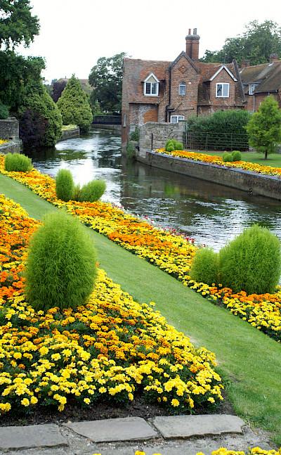 Canterbury, Kent, England. Flickr:hyougushi