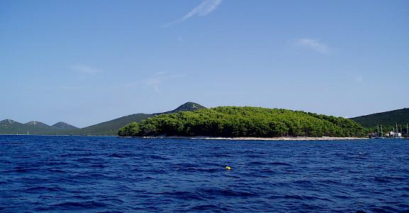 Molat Bay, Croatia. Photo via Flickr:Filippo Giunchedi