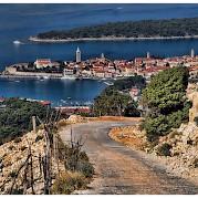 A lo largo de la Costa de Dalmacia Foto