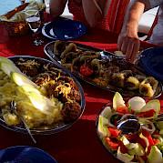 refeição - Odisej