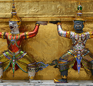 Different artwork to be found in Thailand. Photo via Flickr: echiner1
