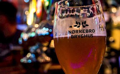 Local Copenhagen beer. Flickr:Maria Eklind