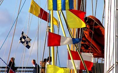 Masts in Copenhagen, Denmark. Flickr:Guillaume Baviere