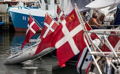 Havnen (harbour) in Gilleleje, Sjælland (Zealand), Danmark (Denmark). Flickr:News Øresund