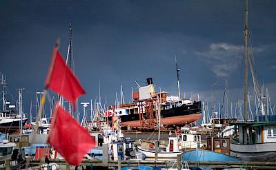 Havnen (harbour) Gilleleje, Sjælland (Zealand), Danmark (Denmark). Flickr:News Øresund