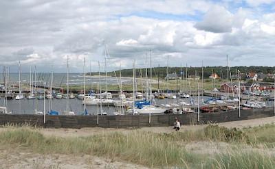 Harbor in Hornbaek, Sjælland, Denmark. Flickr:Guillaume Baviere