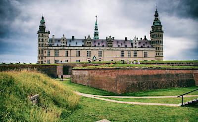 "Kronborg Castle in Helsingør - made famous by ""Hamlet"" is a UNESCO World Heritage Site. Flickr:Maria Eklind"