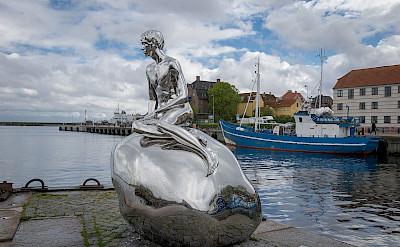 """""""Han"""" in Helsingør, Denmark. CC:Denobili"""