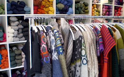 Wool shop in Denmark. Flickr:storebukkebruse