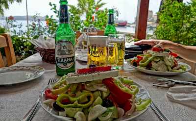 Lunch in Albania. Flickr:gula08
