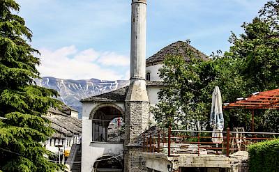 Mosque in Gjirokastër, Albania. CC:Marcos Escudero Olano