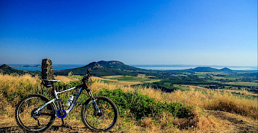 Lake Balaton Bike Tour in Hungary.