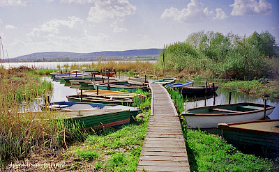 Lake Balaton, Hungary. Photo via Flickr:Glen Edelson