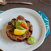 Dining | Caprice | Bike & Boat Tours