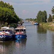 Docked | Caprice | Bike & Boat Tours