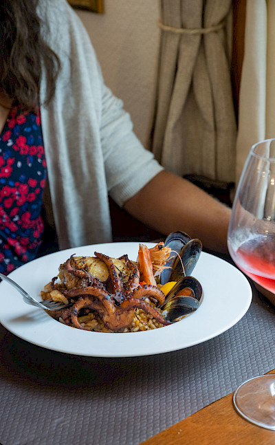 Dining with Wine | Caprice | Bike & Boat Tours