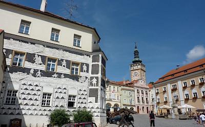 Mikulov in Moravia, Czech Republic. Flickr:Adabar