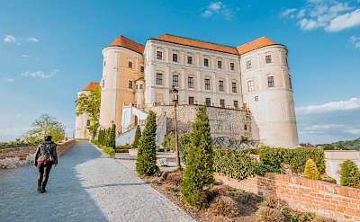 Mikulov in Southern Moravia, Czech Republic. Flickr:Marco Verch Professional