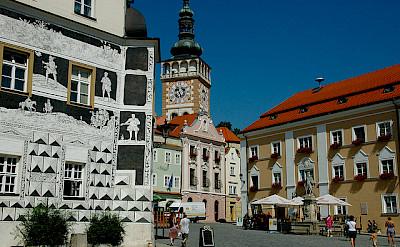 Gorgeous town of Znojmo, Moravia, Czech Republic. Flickr:kpi