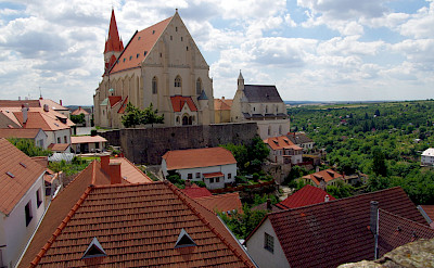 Znojmo in the Czech Republic. Flickr:Donald Judge