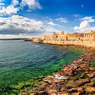 View of Maniace in Sicily, Italy. Flickr:Fausto Schiliro' Rubino