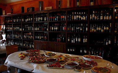 Great foods and wines to be had in Sicily, Italy. Flickr:Fabio Ingrosso