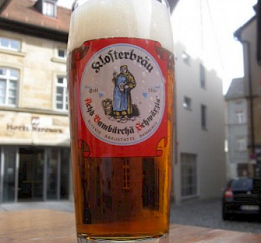 Cycle in Germany and enjoy a Bamberger bier. Photo via Flickr:Bernt Rostad