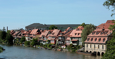 Bamberg's Little Venice! Photo via Flickr:karamelizucker