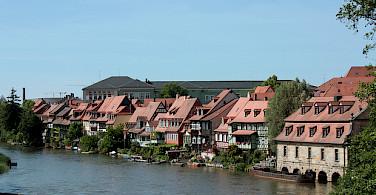 Bamberg's Little Venice! Photo via Flickr:karamelizucker