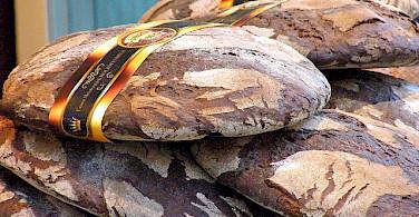 German bread in Bamberg! Photo via Flickr:barockschloss
