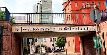Offenbach. Photo via Flickr:DannyBazablas