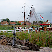 Navegando el Mar de Frisian Foto