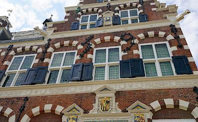 Gorgeous gables in Franeker, Friesland, the Netherlands. Flickr:bertknot