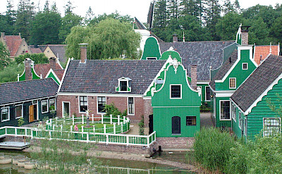 Open Air Museum in Arnhem, the Netherlands. Wikimedia Commons:Ziko van Dijk