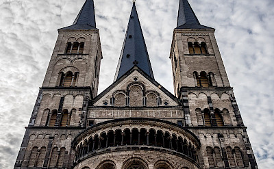 Münster Church in Bonn, Germany. ©TO