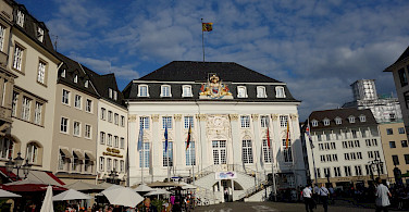 Altes Rathaus in Bonn, Germany. Flickr:Evgenii Klebanov