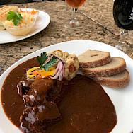 Tasty local treats in the Czech Republic. Flickr:Sean Goggins
