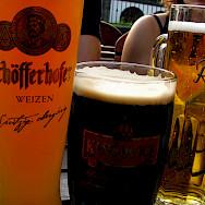 Beer tastings in Dresden on the Elbe River in Germany. Flickr:Ruben Vique