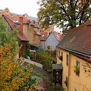 Fall in the great German town of Dresden. Flickr:bert kaufmann