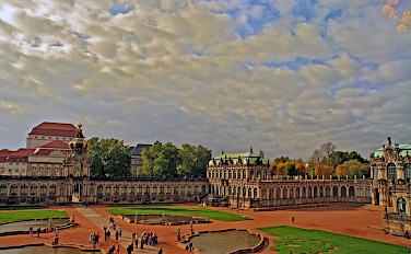 Many attractions await in Dresden, Germany. Flickr:bert kaufmann