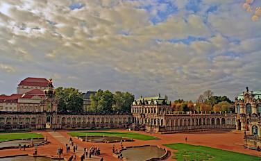 Many attractions await in Dresden, Germany. Flickr:bert kaufmann