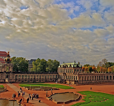 Prague to Dresden - A Tale of Two Rivers